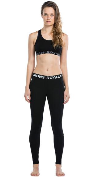 Mons Royale W's La Glisse Legging Black